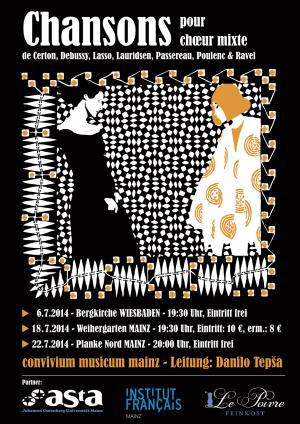 Plakat/Flyer